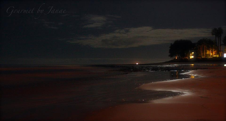 Night-Beach