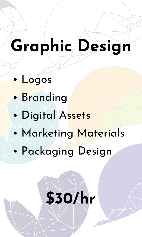Services - Graphic Design